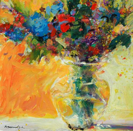 Daisy Paintings Oil