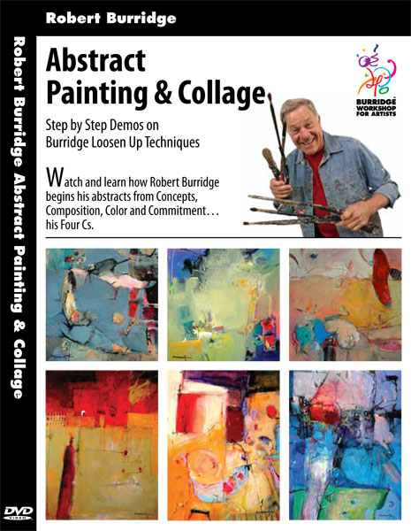 Learn To Paint Abstract Art Dvd