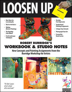 Robert Burridge's Workbook & Studio Notes