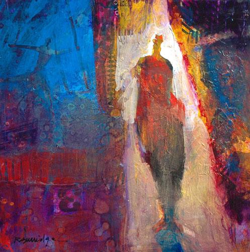 Figures Painting Acrylic